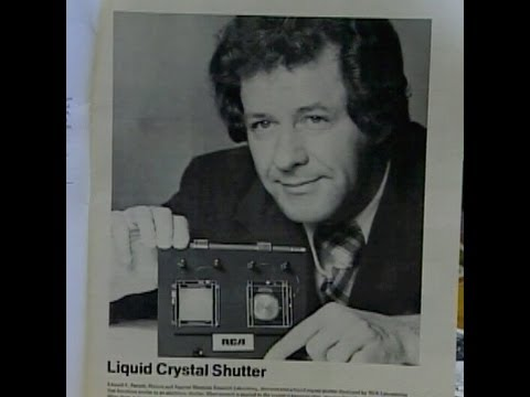 Liquid Crystal Display History