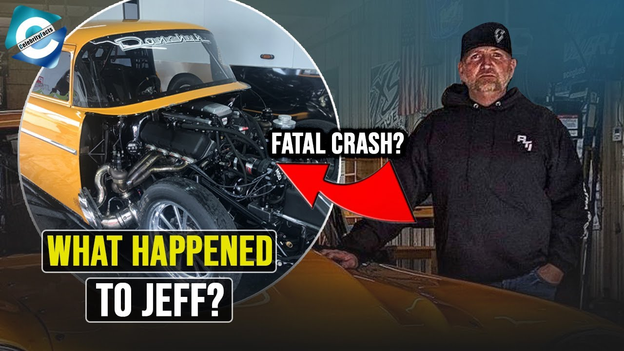 Download What happened to Jeff Lutz on Street Outlaws? Jeff Lutz Car Crash Recent News