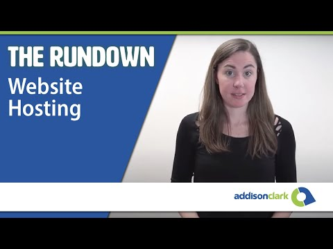 The Rundown: Website Hosting