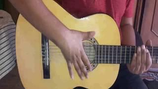 تعليم الجيتار رتم البوب فى دقيقه(Guitar lessons)