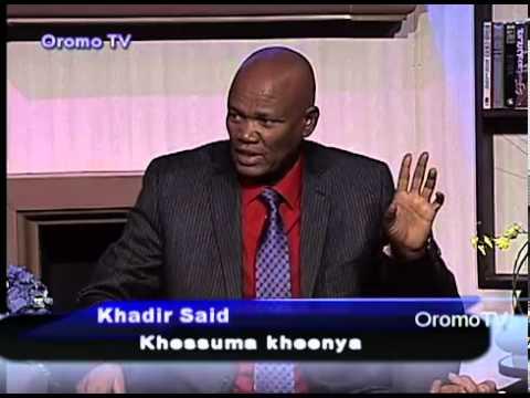 Interview with Oromo Artist Kadir Seid