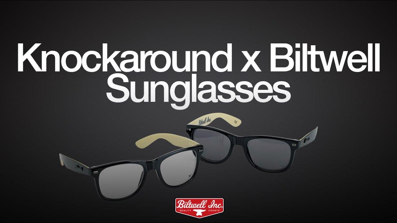 90a1c87bd6dc Biltwell x Knockaround Sunglasses - YouTube