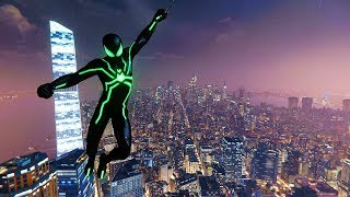 Spider-Man PS4 - Big Time Suit High Action Combat, Stealth & Free Roam Gameplay