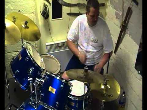 Beds Are Burning Drum Cover