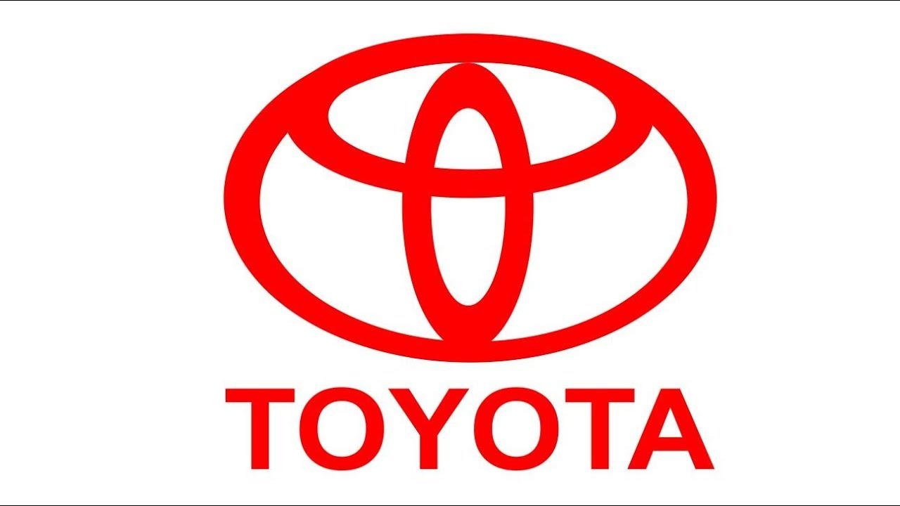 Cara Membuat Design Logo Toyota Dengan Corel Draw Youtube