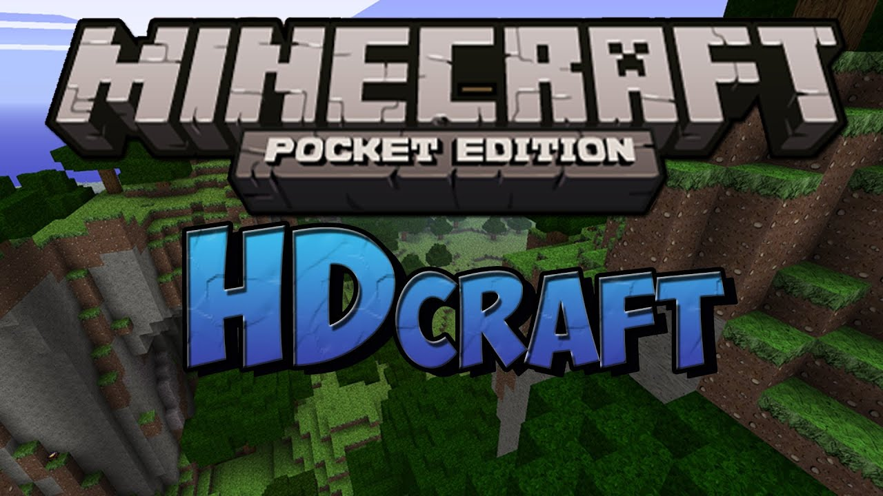 Hd craft minecraft pocket edition texture pack youtube voltagebd Images