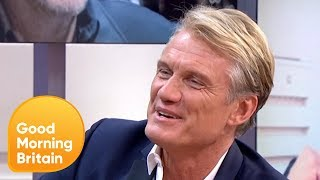 Dolph Lundgren on Putting Sylvester Stallone in Hospital