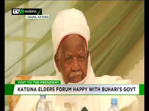 Katsina Elders Forum happy with Buhari's govt