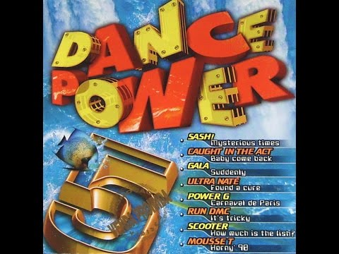 Dance Power 5 Megamix 1998 By Vidisco PT
