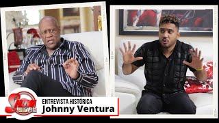 JOHNNY VENTURA EN UNA ENTREVISTA HISTÓRICA. EL SHOW DE SILVIO. CAPÍTULO #1