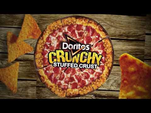 Pizza Hut   Doritos Crunchy Stuffed Pizza   30Sec NEW thumbnail