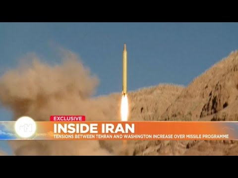 Inside Iran: the