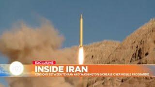 Inside Iran: the fresh missile threat causing alarm in Washington