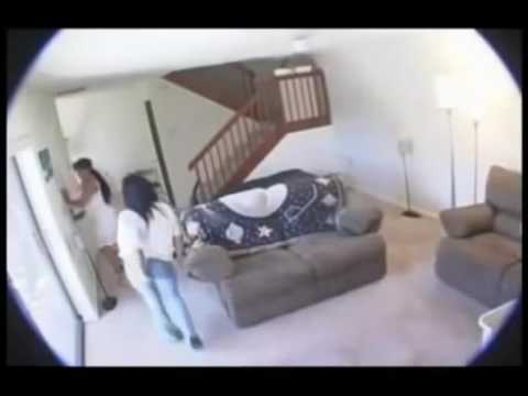 Cheating Wife Caught By Hidden Camera