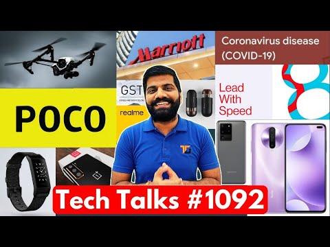 Tech Talks #1092 - OnePlus 8 Pro Price, Poco F2 Leaked, Mobile Price Increase, Samsung Warranty