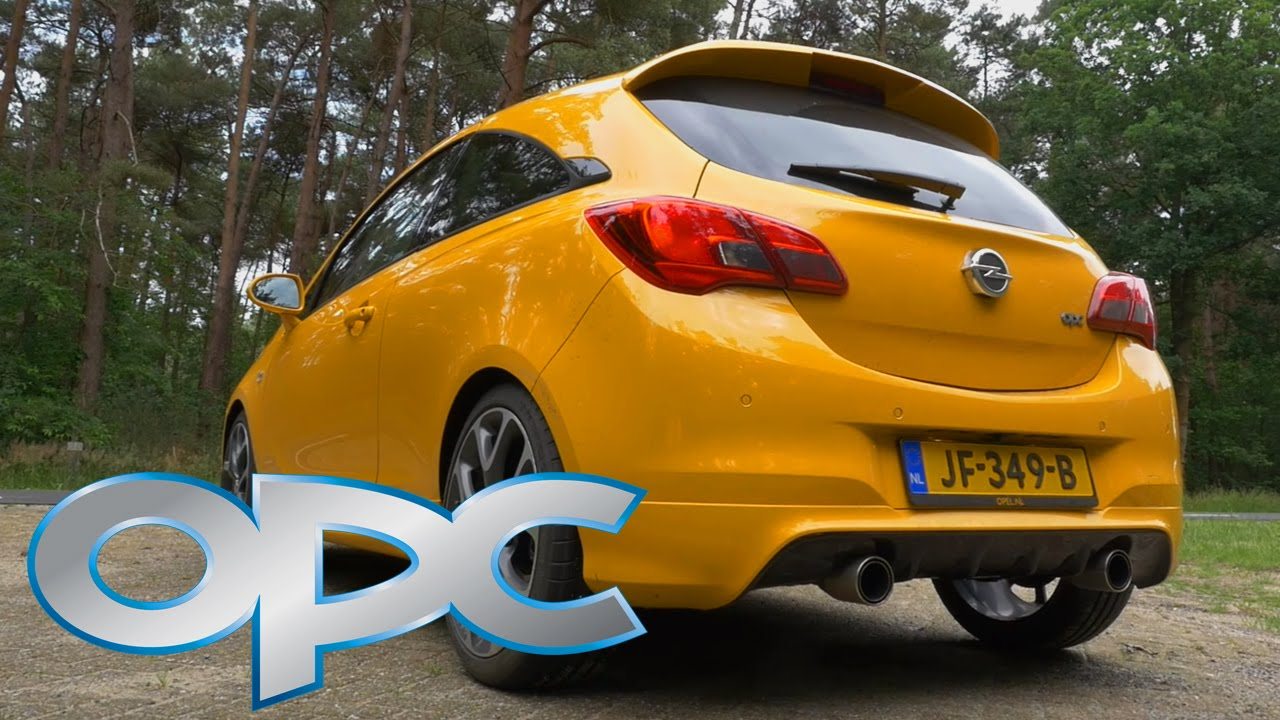 opel corsa opc 2016 exhaust sound startup revs youtube. Black Bedroom Furniture Sets. Home Design Ideas