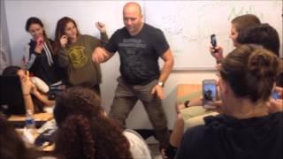 Ужасная американская школа. Видео с урока.