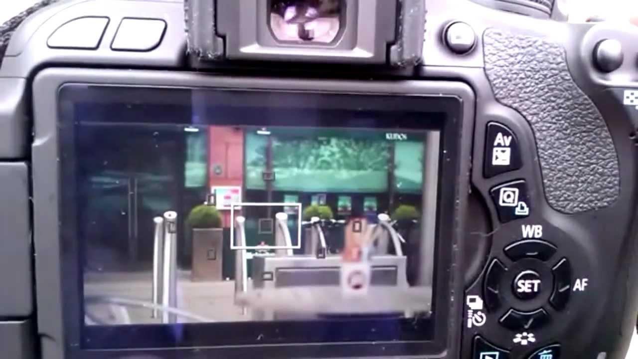 canon 600d t3i focus youtube rh youtube com Online Manual Canon T3i Canon T3i Books