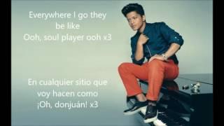 24k magic bruno mars lyrics y traduccion