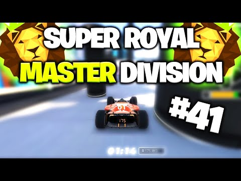 AWESOME NEW PRECISION MAP! - Trackmania Super Royal Final #41 |