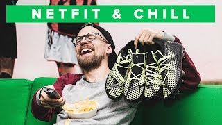 UNISPORT | NETFIT & CHILL – how to lace your football boots in 11 different ways