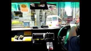 The Hong Kong Taxi Ride.