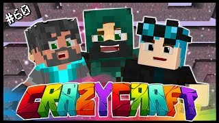 Repeat youtube video BLACK MAGIC GONE WRONG!?! | Ep 60 | Minecraft Crazy Craft 3.0