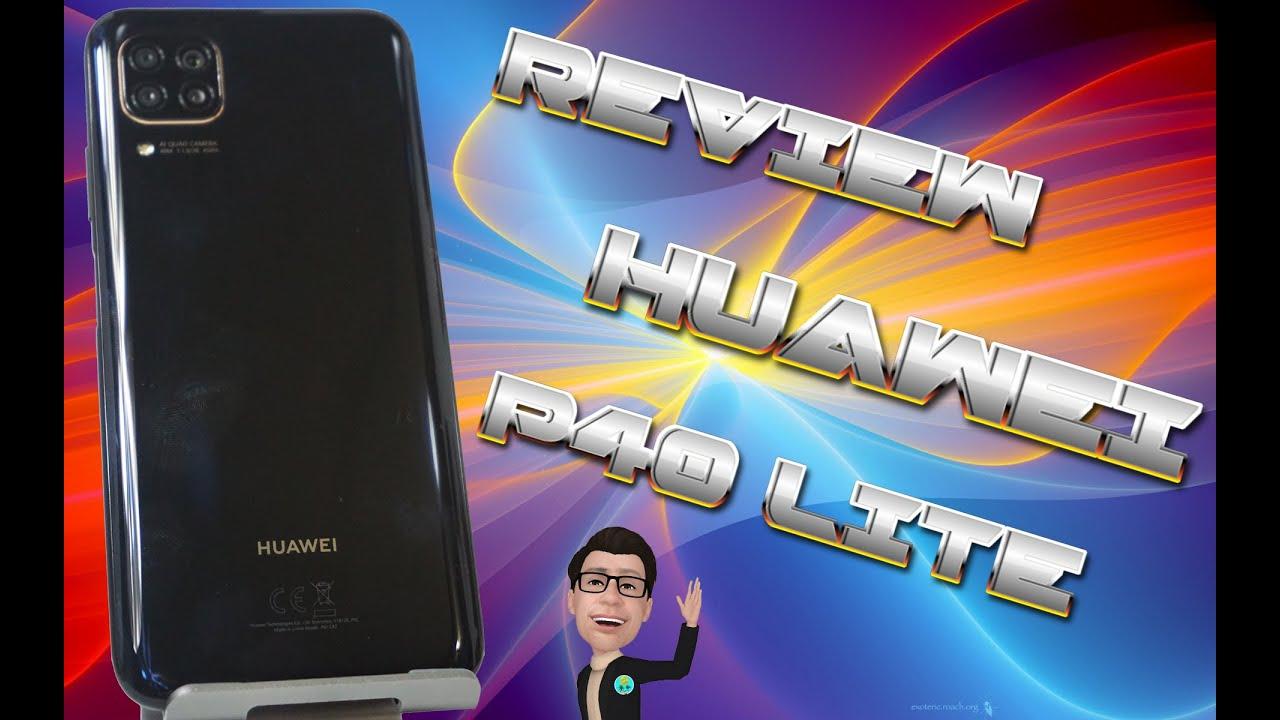 Huawei P40 Lite review en español, este gama media de Huawei si me gusta