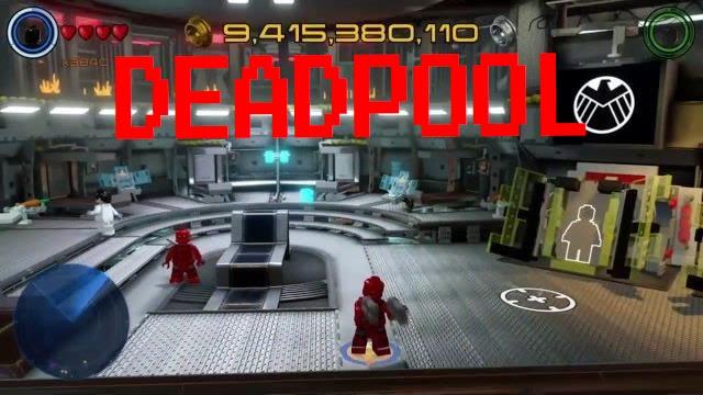 How to make Deadpool in Lego Marvel Avengers - YouTube