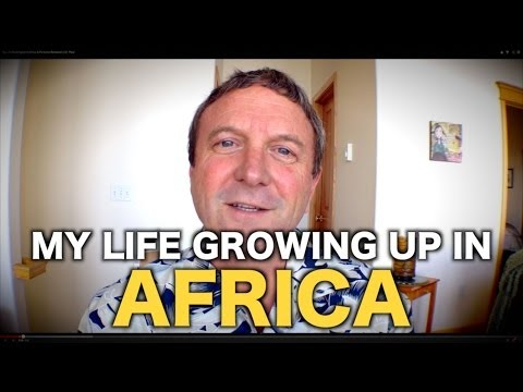 My Life Growing Up In Africa & Personal Reflections | Dr. Paul