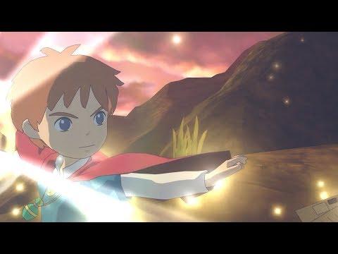 【二ノ国 白き聖灰の女王】ローンチトレーラー(Nintendo Switch/PlayStation®4/PC)