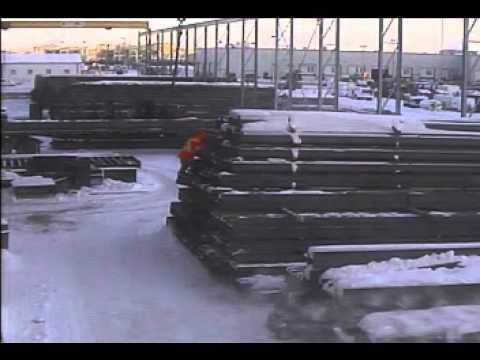 Overhead Crane Failure - 5 ton wire tope snaps