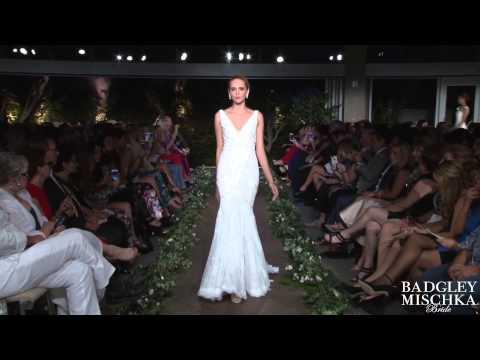 Badgley Mischka Bride Runway 2016