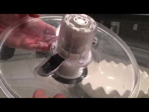 OXO Salad Spinner Disassembly and Cleaning
