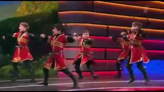 Ансамбль «Молодость Кавказа» принял участие в программе «Лучше всех» с Максимом Галкиным
