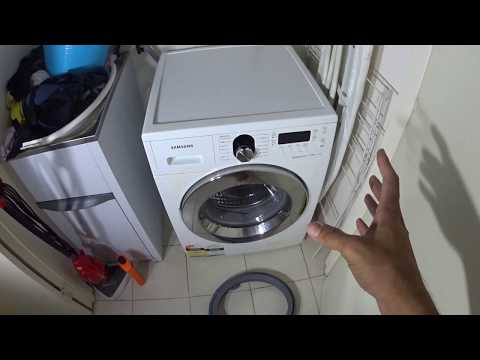 Replace Door Seal Samsung Front Load Washer