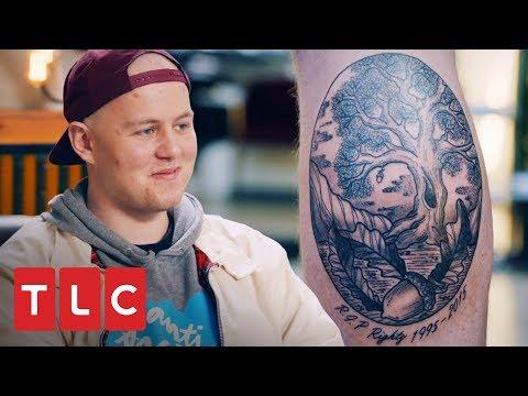 Harry faz tatuagem em homenagem a seu testículo | Deu Ruim na Tattoo | TLC Brasil