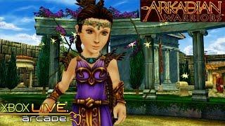 Arkadian Warriors - Xbox 360 / XBLA Gameplay (2007)