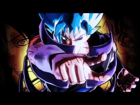 THE DIVINE SUSANOO?! Goku and Sasuke FUSE?!   Dragon Ball Xenoverse 2 MODS