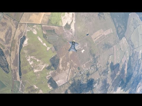 My First Wingsuit Jump