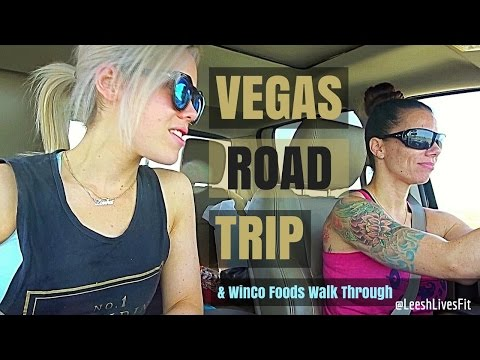 WIN CO Foods Grocery Haul | Vegas ROAD TRIP | NPC Desert Classic Bikini Prep Shop