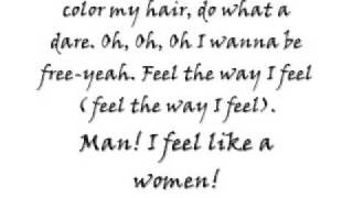 Man I Feel Like a Woman - Lyrics By: Shania Twain