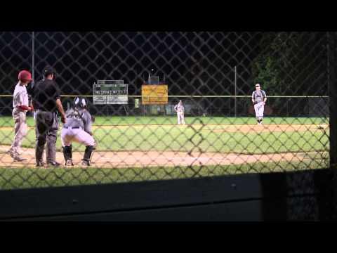 Jake Sadowitz pitching Gallagher Mizuno strikeout june 2014