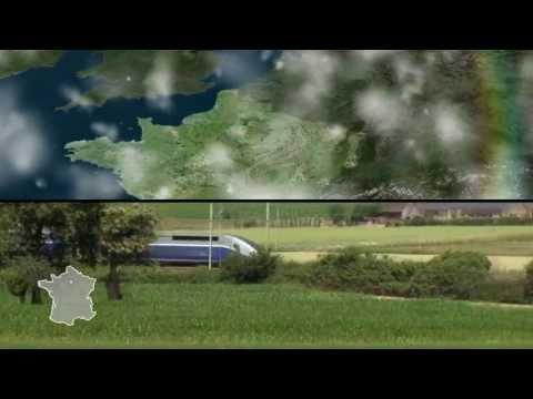 TGV HighSpeed Rail Travel Through Beautiful France  Rail Europe