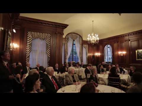 Foreign Press Association Scholarship Awards 2015