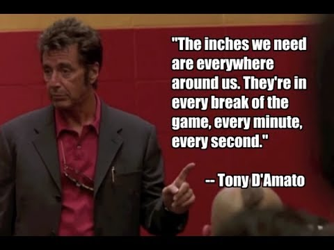 [Vietsub] Any Given Sunday - 1999 - Al Pacino Speech