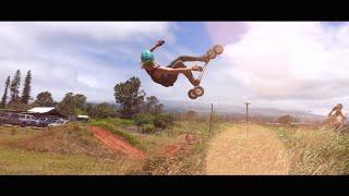 Bike Park Maui | Dirt Boards + Mountain Bikes (Backflips - 360˚)