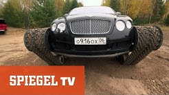 Panzer-Bentley und Batmobil (1/2): Autoposer Russland