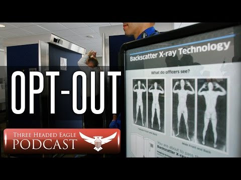 What happens when you opt-out of the TSA full body scan?