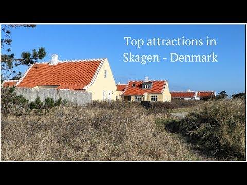 Top Attractions In Skagen (Denmark)